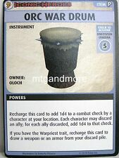 Pathfinder Adventure Card Game - 1x FAE était Drum Boon Card-Iconic Heroes #5