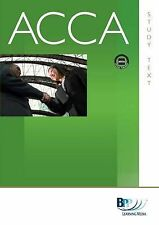 ACCA - P6 Advanced Taxation (FA2008): Text by BPP Learning Media (Paperback,...