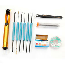 New Desoldering Pump Sywon Iron Soldering Parts Welding Aid Kit DIY Tools