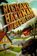 RICHARD BACHMAN THE REGULATORS HARDBACK BOOK STEVEN KING