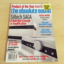 The Absolute Sound Issue 239, 2014 TAS Product of the Year Awards Siltech Review