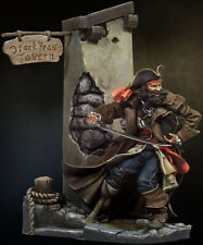 Andrea Miniatures Port Royal or Royale Pirate Buccaneer 54mm Model
