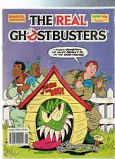 Marvel The Real GHOSTBUSTERS Comic - 24 February 1990, No.89