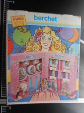 Mattel Dream House Berchet Metal Barbie