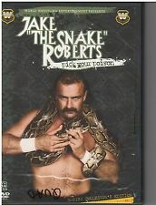 "WWE - Jake ""The Snake"" Roberts: Pick Your Poison (DVD, 2005, 2-Disc Set, Coll..."