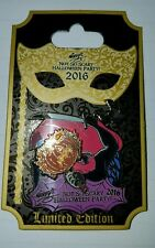 Disney Pin Mickeys Not So Scary Halloween Party 2016 Headless Horseman LE MNSSHP