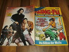 Kung fu # 60 di falegnameria 1978 -- figli della mafia