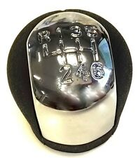 OPEL VAUXHALL VECTRA C SIGNUM GEAR SHIFT KNOB 6 SPEED CHROME NEW