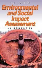 Environmental and Social Impact Assessment: An Introduction