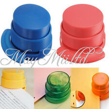 Free Stapler Paper Applied Stapleless Staple  Binding Binder Stapless Stationery