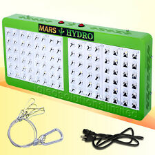 Reflector 96 LED Grow Light Panel Full Spectrum Indoor Medical Lamp for Plants