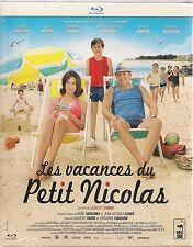 "Blu-Ray ""Les vacances du Petit Nicolas""-  Laurent Tirard  NEUF SOUS BLISTER"