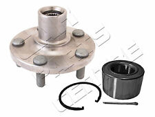 FOR TOYOTA CELICA ZZT230 1.8 VVTi FRONT WHEEL HUB FLANGE LEFT RIGHT BEARING KIT