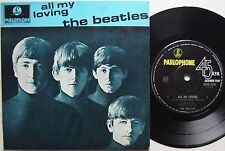 THE BEATLES All My Loving Ep 1964 AUSTRALIA Only RARE Pic Sleeve 45 EX- Unique