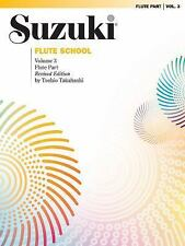 Suzuki Flute School: Suzuki Flute School : Flute Part Vol 3 by Alfred...