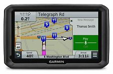 GARMIN dezl 770LMTHD Advanced Truck GPS 010-01343-00 Lifetime Maps Traffic dēzl