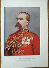 LIEUTENANT GENERAL SIR ALFRED GASELEE KCB COMMAND BRITISH FORCES CHINA BOER WAR