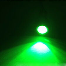 1PC Auto Bright Green Eagle Eye Hawkeye COB LED Lamp Daytime Driving Fog Light