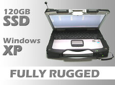 Panasonic Toughbook CF-30 Laptop, 3G, Win XP Pro, 120GB SSD, 3GB RAM, DVD
