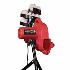 Heater Sports BaseHit Baseball Pitching Machine with BONUS Ball Feeder