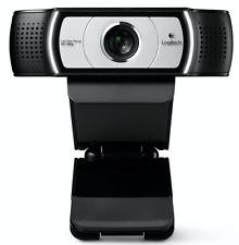 Brand New Logitech C930e 1080p 4x Zoom Webcam 960-000971 wCover *Free Shipping