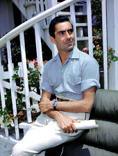 Tyrone Power UNSIGNED photo - D1652 - HANDSOME!!!!