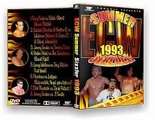 ECW Wrestling: Summer Sizzler 1993 DVD-r, Terry Funk Eddie Gilbert Extreme