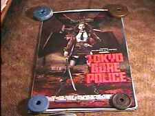 TOKYO GORE POLICE ROLL 27X40 MOVIE POSTER CULT CLASSIC