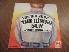 45 tours toby moog and co the house of the rising sun