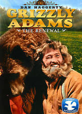 Grizzly Adams: The Renewal, New DVDs