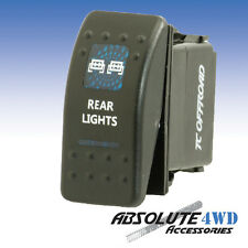 *Rear Lights* Rocker Switch Blue - ARB Carling Landcruiser Patrol 4x4