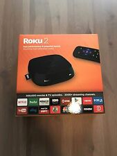 Brand New Roku 2 Digital HD Streaming Media Player 4210R
