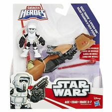 STAR Wars: HASBRO: GALAXY heroes ADENTURE Pack: Scout Trooper e Speeder Bike
