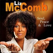 "CD NEUF ""SOUL, PEACE & LOVE"" Liz McCOMB / 12 titres + Bonus video"