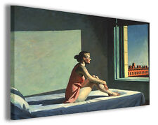 Quadro moderno Hopper Edward vol I stampa su tela canvas pittori famosi
