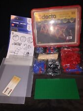 LEGO Educational Dacta Technic 9618 Structures Set New Missing 2/manuals