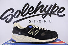 NEW BALANCE 999 WOOLLY MAMMOTH PACK BLACK BEIGE ROYAL ML999MMT SZ 10
