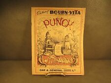 Punch Magazine or The London Charivari  January 9, 1935