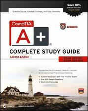 CompTIA A+ Complete Study Guide: Exams 220-801 and 220-802, Docter, Quentin, Dul