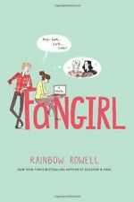 Fangirl by Rainbow Rowell, Hardcover, 2013, New, Free Shipping