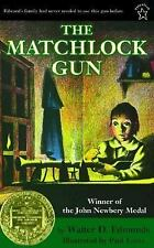 The Matchlock Gun by Edmonds, Walter D., Good Book