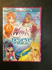 Brand New Sealed Dvd Believe In Magic Winx Club
