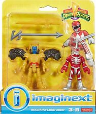 Imaginext Mighty Morphin Power Rangers-Goldar y Lord Zedd * Nuevo *