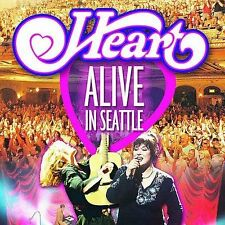 * HEART - Alive in Seattle  (2 cd set)  [SACD]