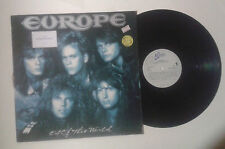 "Europe ""Out of this world"" LP EPIC EPC 462449 1 Holland 1988 VG/VG"