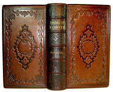 HISTORY OF FREEMASONRY Antique RARE 1871 Masonic Ancient KNIGHTS TEMPLAR Occult