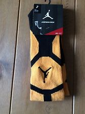 Nike Men's  Air Jordan Jumpman Crew Socks  UK 11-14.5. EUR 46-50