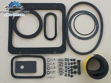 VOLVO P 1800  HEATER BOX GASKET AND HARDWARE KIT