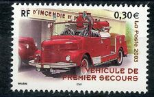 STAMP / TIMBRE FRANCE NEUF N° 3618 ** COLLECTION JEUNESSE / VEHICULE DE SECOURS
