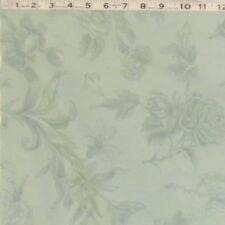 """C1220-09QB-1  MODA Tone on Tone Floral Aqua, 108"""" Wide by the Yard"""